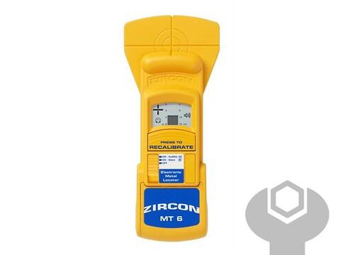 Metaldetektor zircon MT6