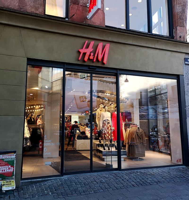 f8e926cde3c H&M i Herning gågade lukker: Kan ikke blive enige om huslejen ...