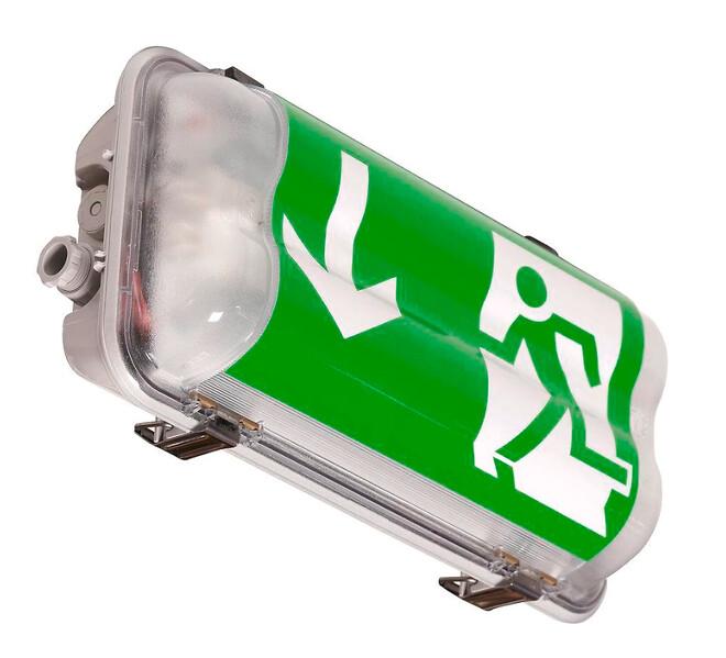 EX-sikret nødbelysning