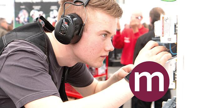 Minuba var medsponsor for DM i Skills 2019
