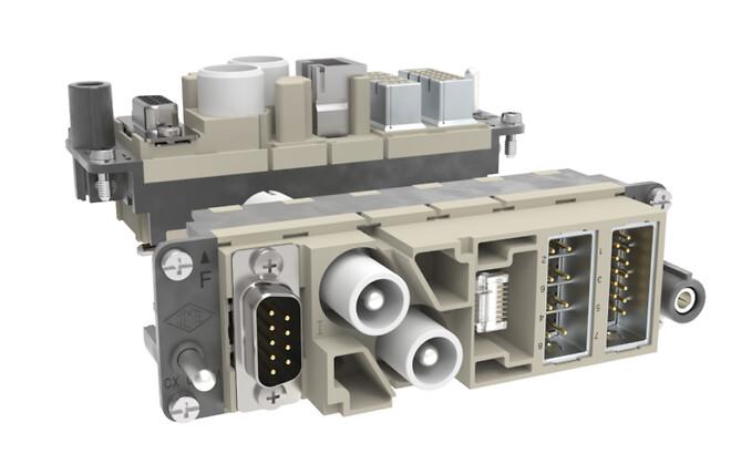 ILME MIXO modulära kontaktdon