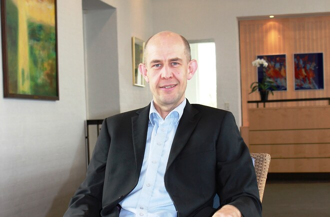 Jan Helskov Hansen er nyt medlem af bestyrelsen i ODIN Engineering