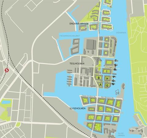 Hundredevis af boliger på vej i Sydhavn - Building Supply DK
