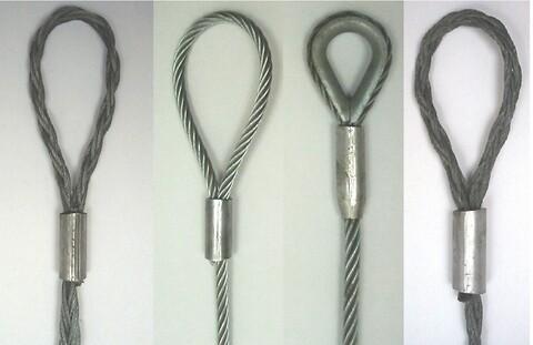 Køb dine wirestropper hos Danløft!  - Wirestopper