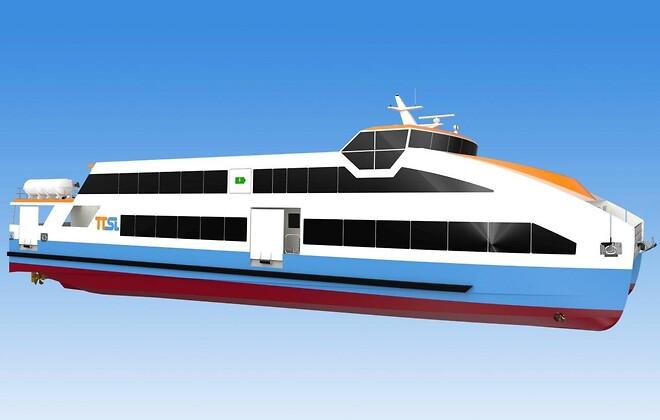Bæredygtig flodtransport\nElektriske hurtigbåde