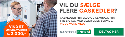 Gastech-Energi A/S