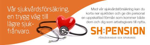 Svensk Handel Försäkringar (SH Pension)