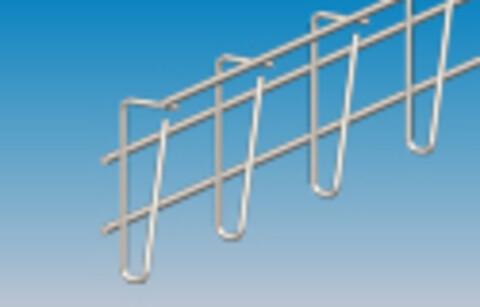 Siltec Trådkabelbakker - til et lag kabler