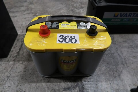 Batteri optima 12V 55 ah