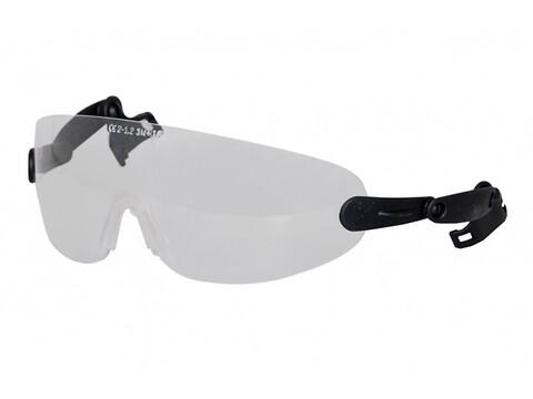 Beskyttelsesbriller for peltor hjelm klar - 3M