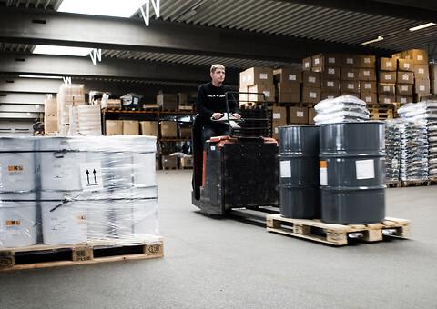 Farligt gods (ADR) - farligt gods adr danske fragtmænd