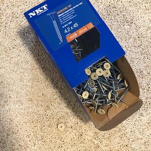 Opsæt træbeton plader med denne skjulte skrue