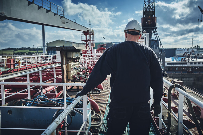 Svanehøj is the leading service provider of inspections, service and calibration of cargo-equipment on gas, product and chemical carriers.