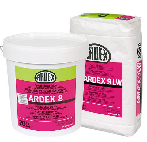 Ny hvid vådrumsmembran giver ekstra forarbejdningstid -  ARDEX 8+9 LW