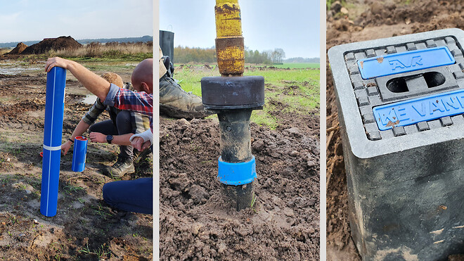 Systematisering af driften af vandforsyningen med digitale løsninger fra AVK Smart Water