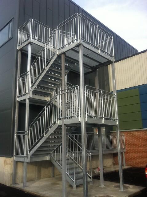 Nisjemetall AS leverer stål og metallprodukter til byggprosjekter