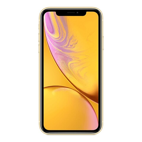 Apple iPhone XR 128GB (Gul) - Grade B - mobiltelefon
