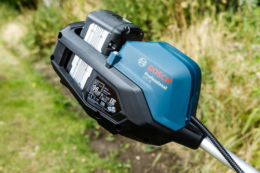 Bosch buskrydder batteri | Møbler til terrassen og haven