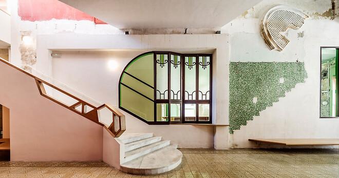 Hør Flores fra Barcelona fortælle om renovering af gamle bygninger til Building Green Aarhus