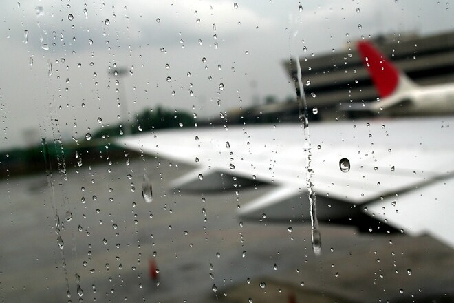 Aerospace Rain Erosion Tester