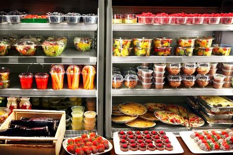 Overensstemmelseserklæringer for materialer til fødevarekontakt