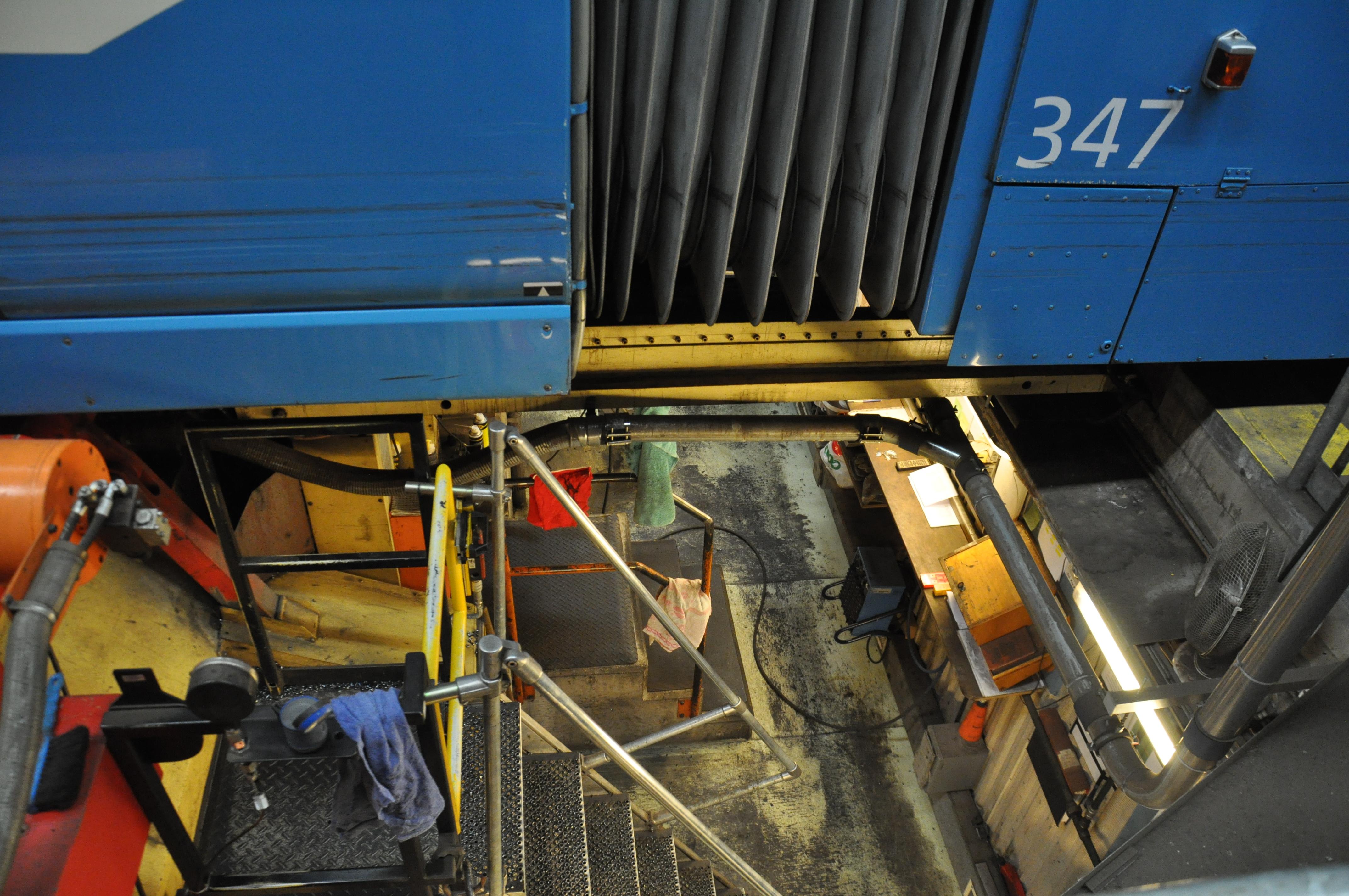 Deppigt att aka sparvagn i goteborg