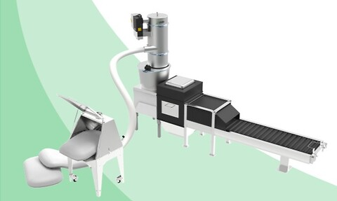 Vakuumtransport för pulver och bulkmaterial - Vakuumtransport för pulver och bulkmaterial
