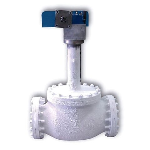 Cryogenic kuleventil med spindelforlenger - Cryogenic kuleventil med spindelforlenger, Cryogenic Ball valve with extended shaft