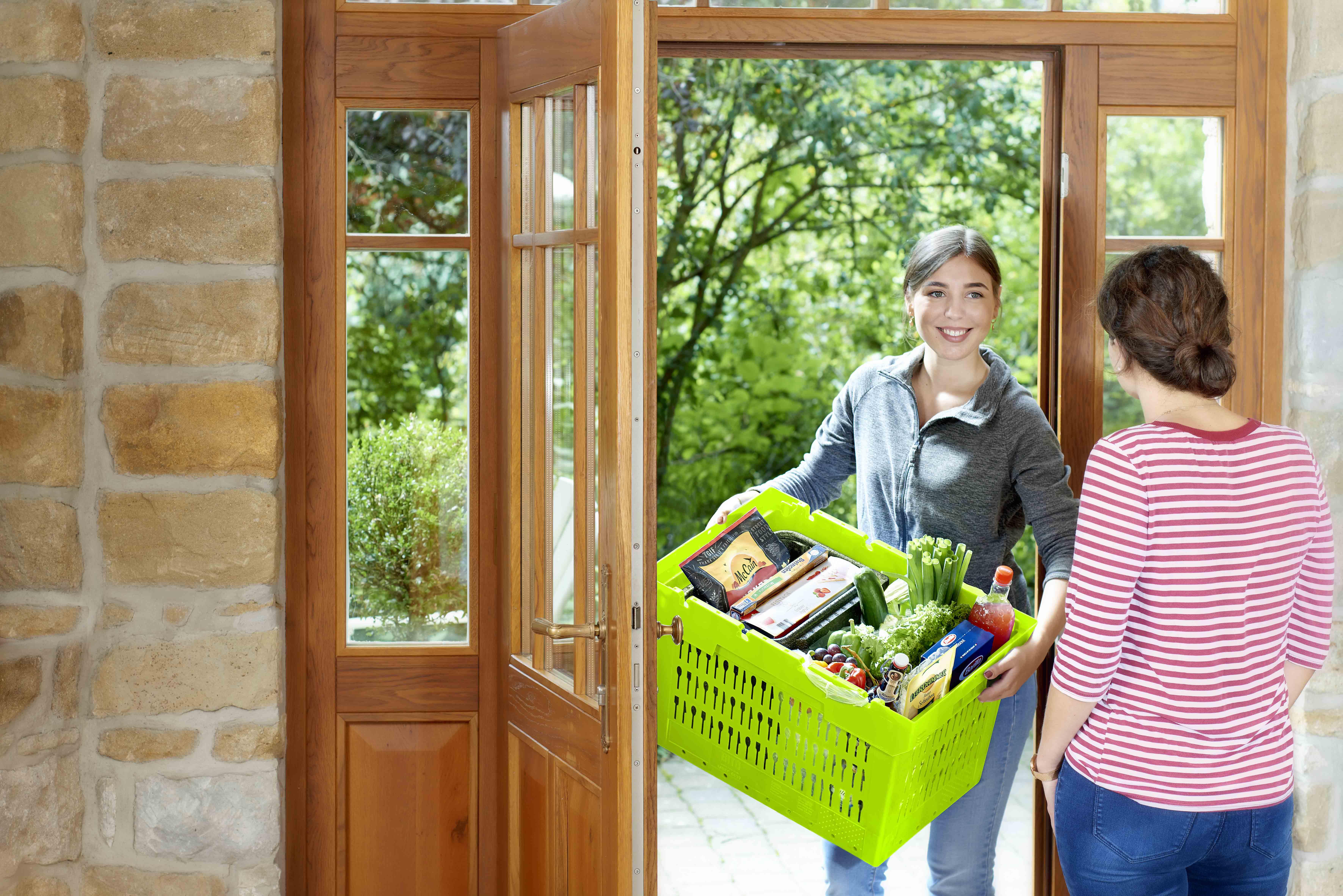 matleveranser till dörren