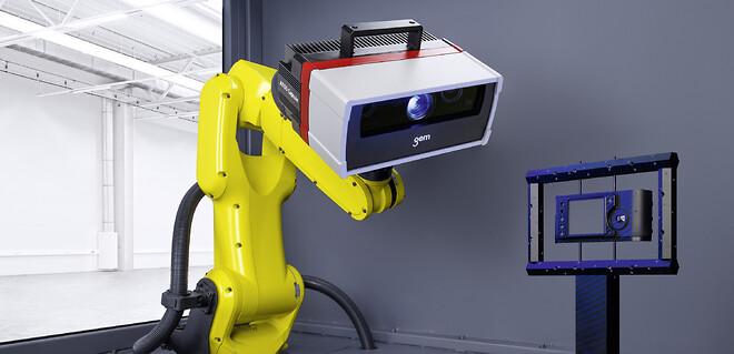 3D scanning med ATOS Capsule