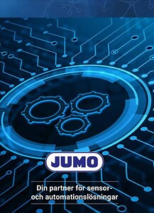 sensor, automation, JUMO cloud, JUMO smartWARE, jobb, utbildningar, webinar, JUMO, mTRON T