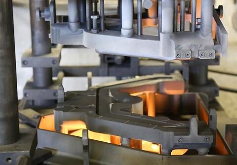 A/S Secure tilbyder kokillestøbte emner i aluminium zink