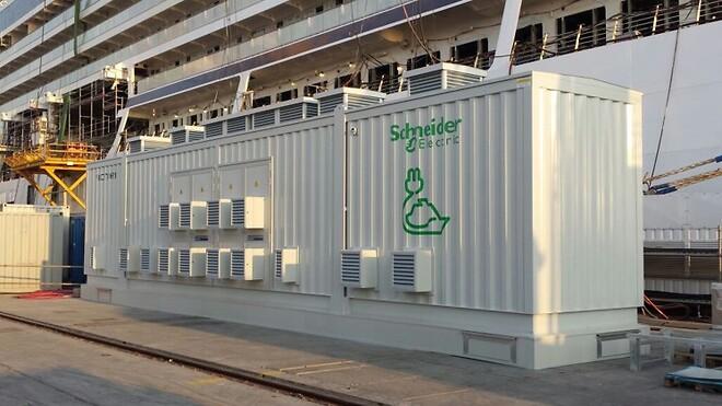 Landstrømsanlæg til Korsør Havn sparer CO2 svarende til udledningen fra 4000 biler dagligt