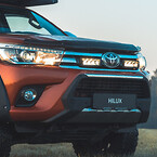 Toyota Lazer kit