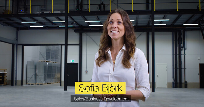 axelent nätväggar Sofia Björk säkerhet fallskydd arbetsmiljö