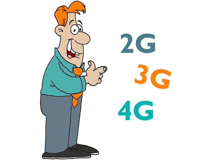 3G sunset - deltaM2M - IoT og M2M løsninger