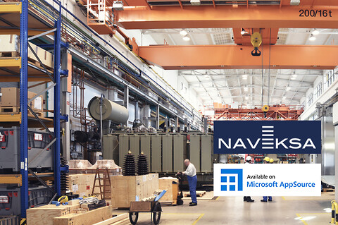 App til lager- og mangelstyring i produktionsvirksomheden  - udviklet til MS 365 BC - MS 365 BC-app til lagerstyring i produktion
