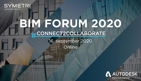 BIM FORUM 2020 - d. 16. september - BIM Forum d. 16/9 - online
