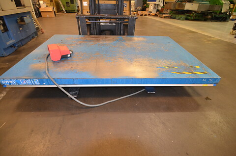 Hymo Hydraulic lift table