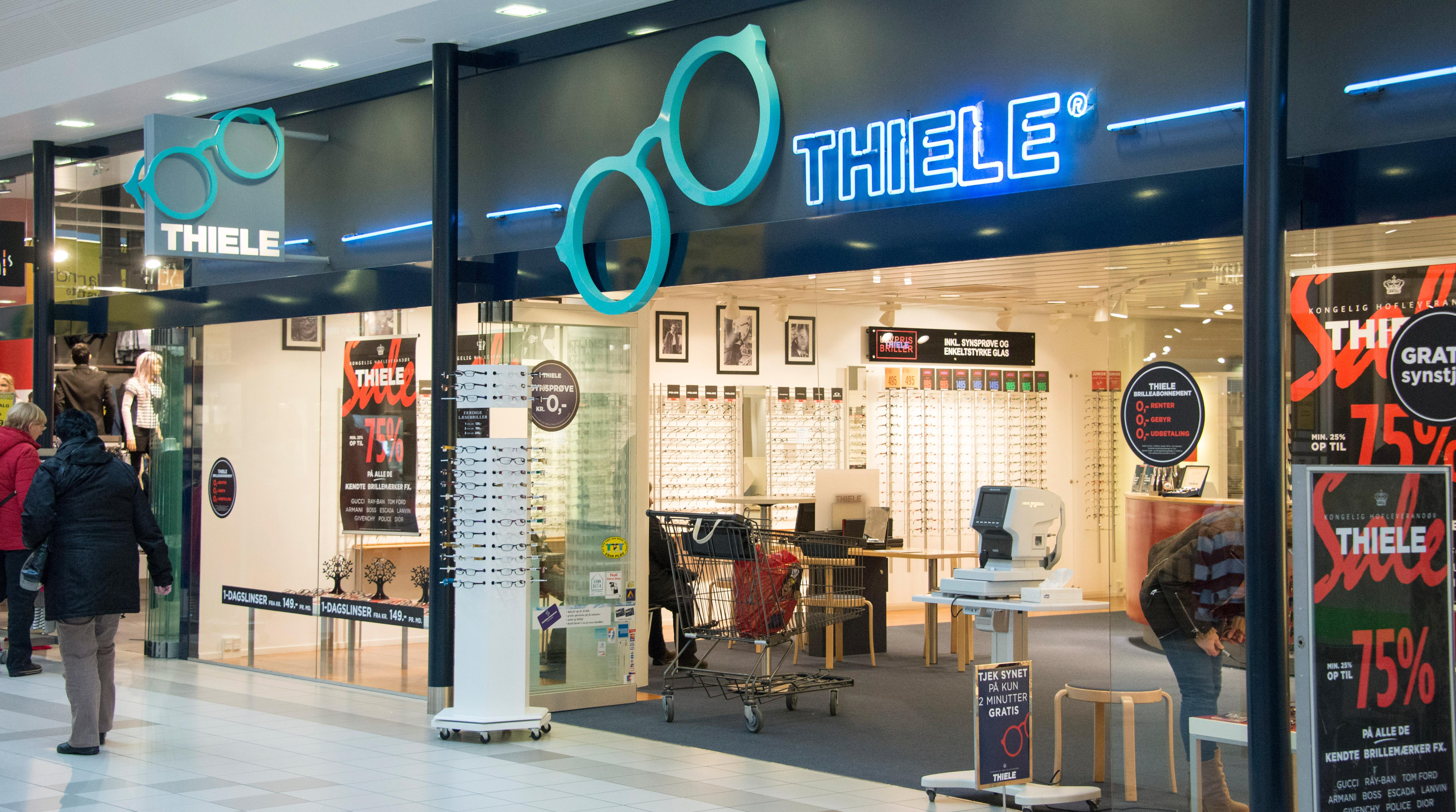 Brødre Køber To Thiele Butikker Retailnews