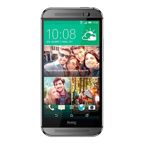 Htc One M8s 16GB (Grå) - Grade B - mobiltelefon