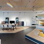 Virtuelt showroom serie SOMA