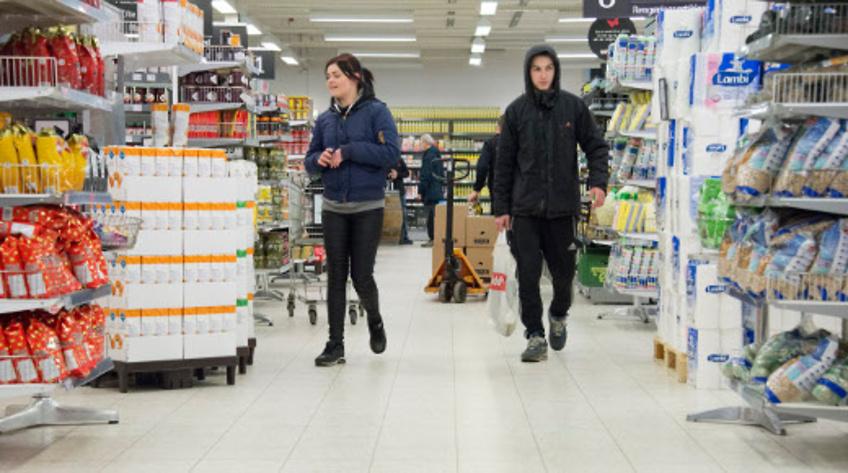 Flygtninge i praktik i Føtex RetailNews