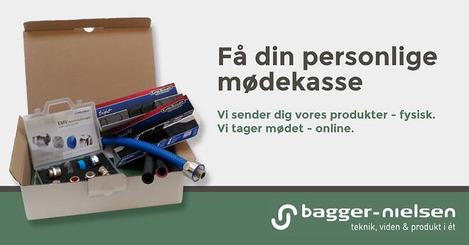 Bagger-Nielsen flytter møderne online