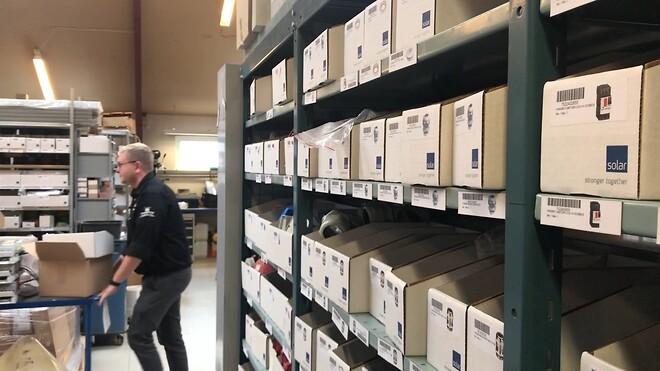 BR-El har fire afdelinger i Sydvestjylland. Alle har nu fået implementeret Smart Supply.