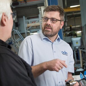 ODIN Engineering bliver alle medarbejdere involveret i at løse opgaverne.