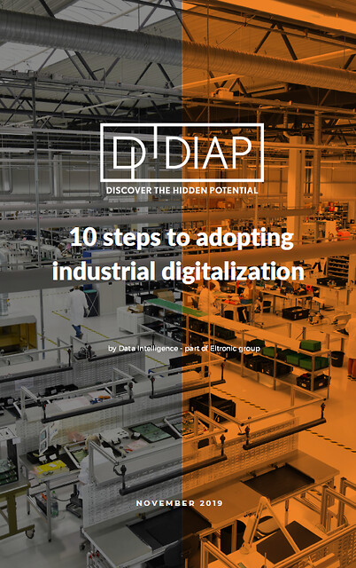 Download gratis white paper om digitalisering i industrien - Whitepaper om digitalisering i industrien