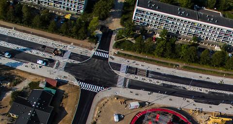 Udførelse af større som mindre infrastrukturprojekter - Udførelse af større som mindre infrastrukturprojekter