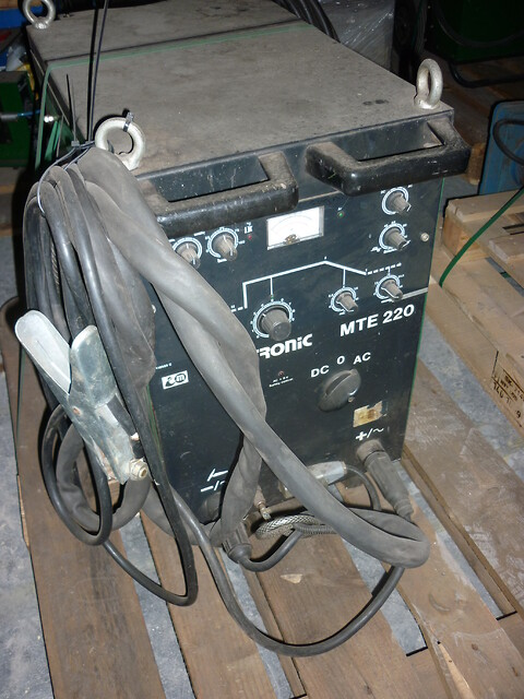 Brugt Migatronic tig svejsemaskine MTE 220 AC DC - Metal Supply DK
