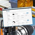 Bælge online til maskinindustri, transport og automation